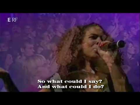 The Stand - HILLSONG (Lyrics LIVE 2009)