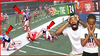 This Catch Made Him Rage Quit  The Biggest Choke In Madden This Year - Mut Wars Ep.84