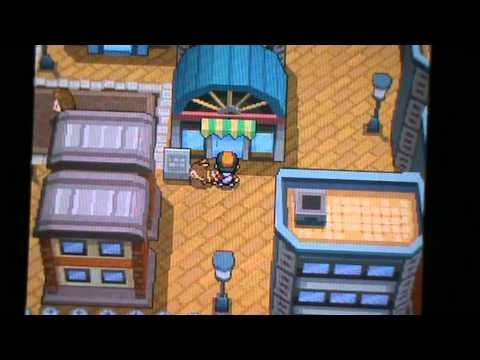 How To Get A Bike In Pokemon Soul Silver Youtube