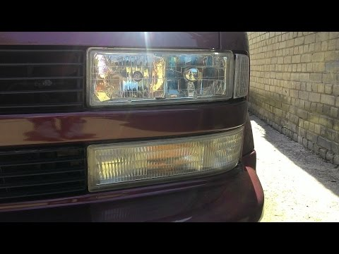 Chevrolet Astro 4.3 1997г  Рулевое и внешность