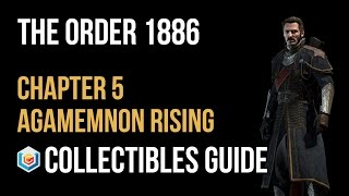 The Order 1886 Collectibles Guide Chapter 5 – Phonographs, Newspapers, Photographs, Documents