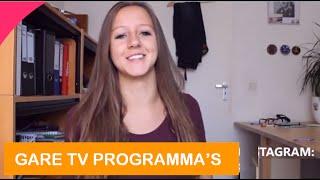 GARE TV PROGRAMMA