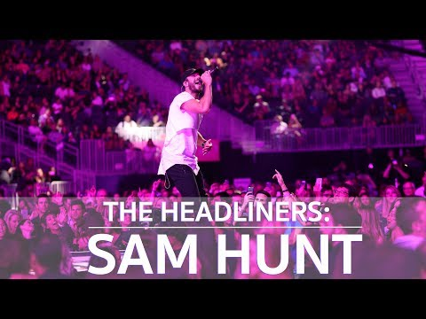 6 Sam Hunt Songs About His Wife Hannah - The Headliners