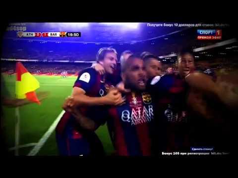 El golazo de Messi al Athletic Club en la Final de Copa es el favorito para ganar el premio Puskas