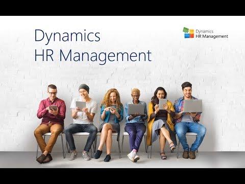 Dynamics HR Management - English