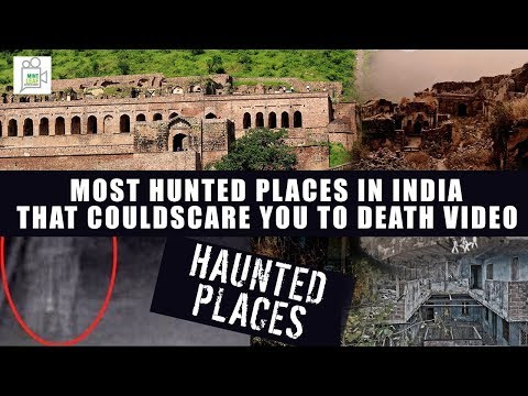 Top 10 Most Haunted Places In India and Their Real Mysterious Stories || Mint Leaf Entertainment