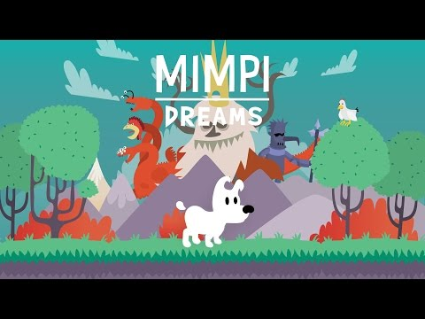 Mimpi Dreams (by Silicon Jelly s.r.o.) - iOS/Android/Steam - HD Gameplay Trailer