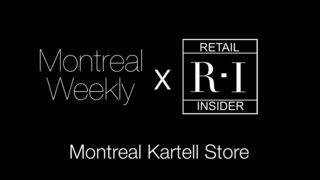 Kartell Store Montréal