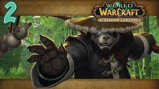 World of Warcraft - Mists of Pandaria [Pandy se vody nebojí] | PC Gameplay česky | Bukk a Větřík