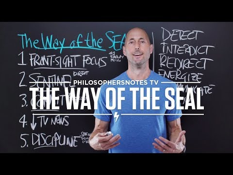 PNTV: The Way Of The Seal by Mark Divine