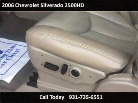 2006 chevrolet silverado 2500hd used cars shelbyville tn for Young motors shelbyville tn