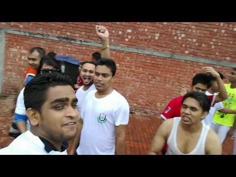 Dj dance The people's university of Bangladesh Law family