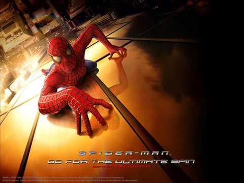 Слушать саундтреки человек паук