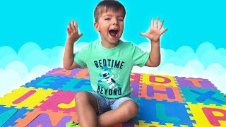Abc Phonics song Nursery rhymes for kids