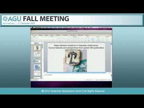DI41B. Mantle Plumes: What Do We Really Know? 2012 AGU Fall Meeting
