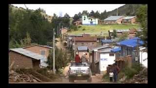 Reportaje al Perú: CHINCHEROS, secretos en los Andes