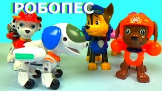 Щенячий Патруль СПАСЕНИЕ КОТЕНКА Игрушки ЩЕНЯЧИЙ ПАТРУЛЬ Paw Patrol toys Детское видео