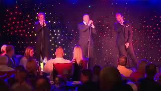 Mersey Boys - Dinner Theatre Set