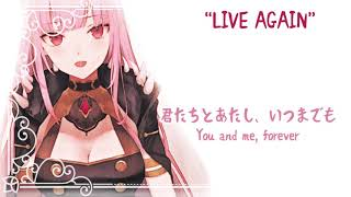 [Original Song] Live Again - Calliope Mori #holoMyth #hololiveEnglish