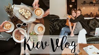 Kiev Vlog: Конференція блогерів і Новини шоу-бізнесу