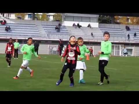 Football | U9 Fleury FC (91) | Roberto-Paulo (Beto) | Plateau Longjumeau 5 Nov 2016.