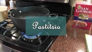 Family Pastitsio Recipe