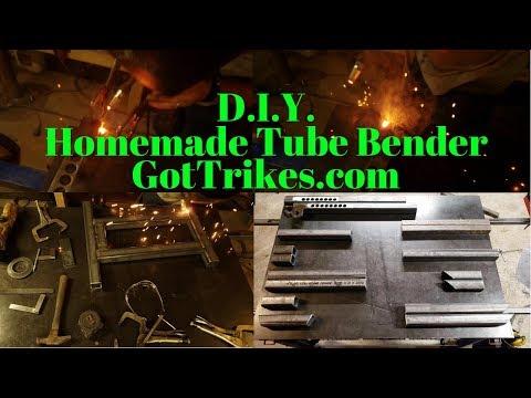 Homemade Tube Bender (GotTrikes Plans)