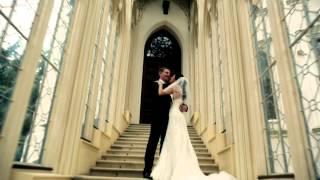 Свадьба Юлии и Владимира в замке Глубока над Влтавой, Чехия