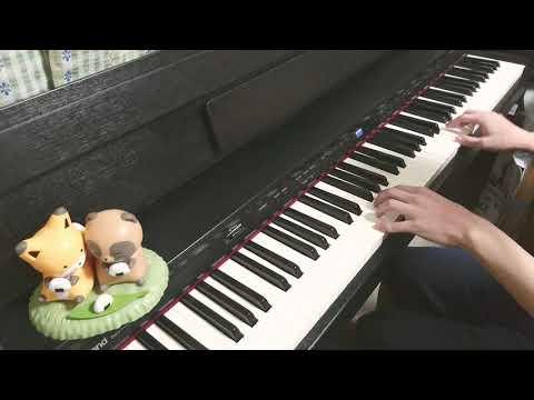 バンドリ![BanG Dream!]FIRE BIRD Full弾いてみた【ピアノ】Roselia