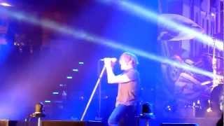 Billy Talent - Love Was Still Around - 13.10.12 Live in Berlin