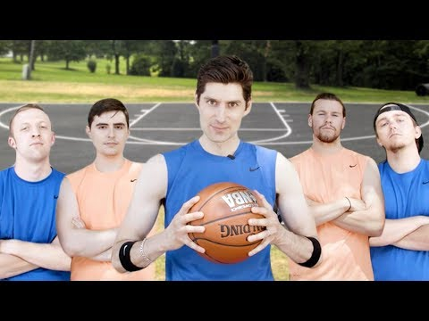 Strangers Compete in the Ultimate B-Ball Game | PDA with Ben Aaron