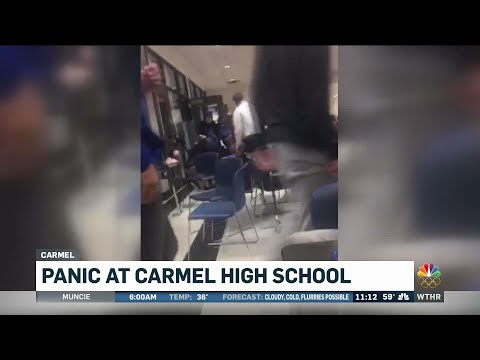 Chaos at Carmel High School