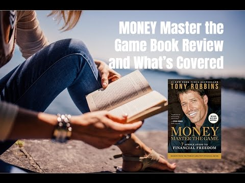 MONEY Master the Game Book Review and What's Covered