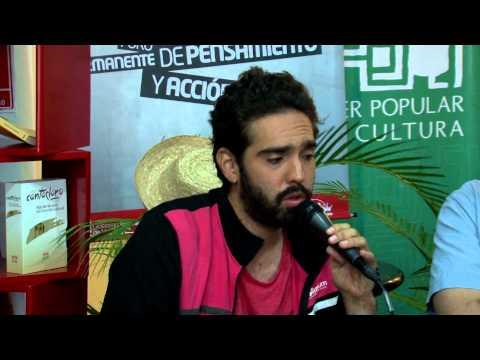 Óscar Vázquez y Kael Abello, Comando Creativo. Foro Permanente de Pensamiento y Acción