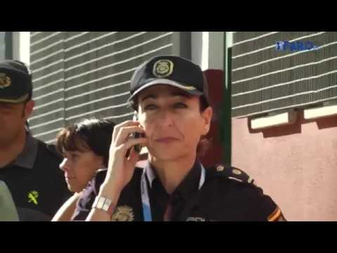 Responsables de Frontex visitan Ceuta