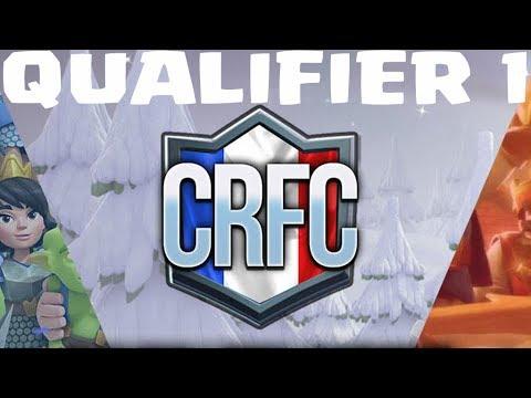 CRFC QUALIFIER 1 . 500€ Cash Prize feat LHIRA !