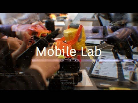 Industry 4.0 Mobile Lab - A unique offering from BCG