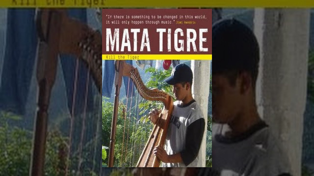 Mata Tigre - Change through Music in Venezuela: El Sistema FESNOJIV