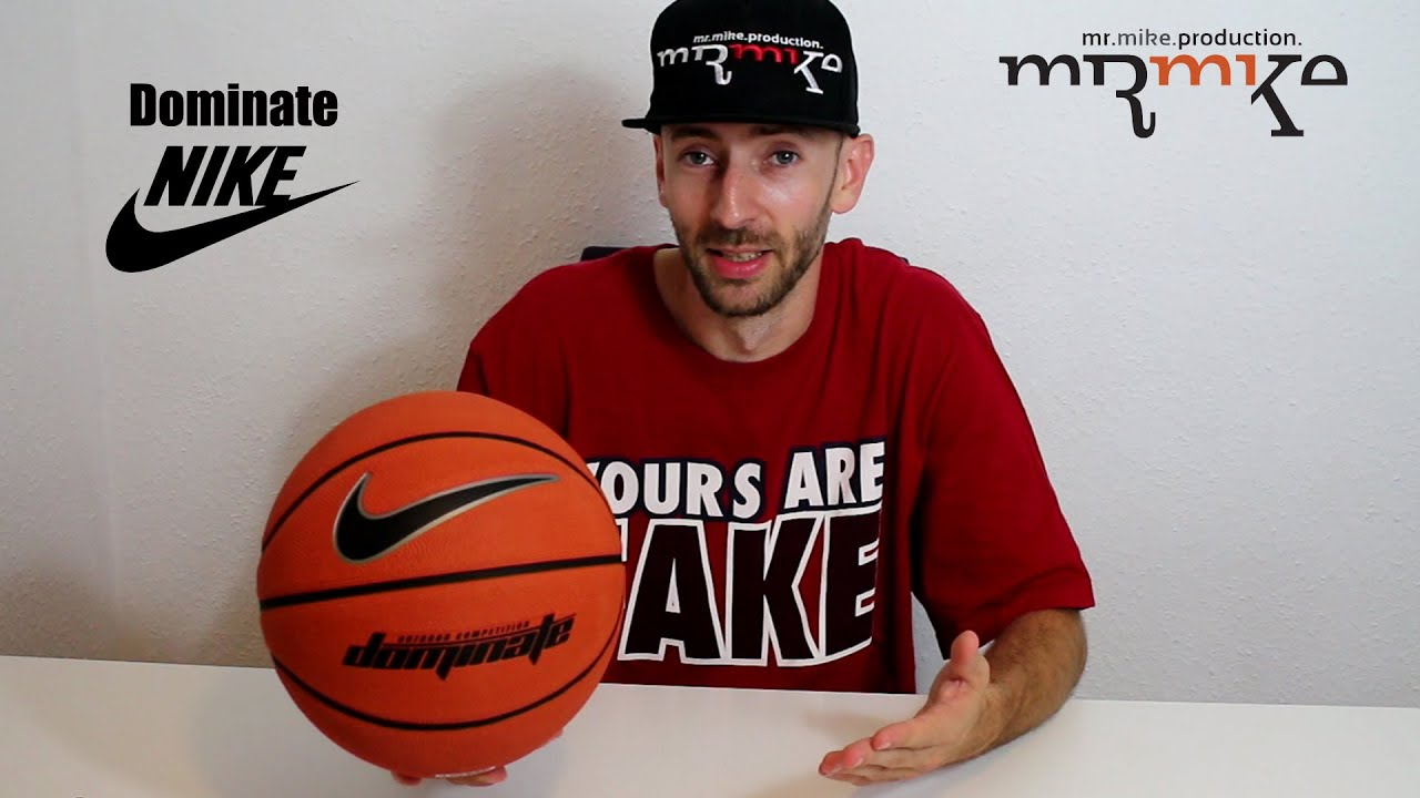 Nike Dominate Basketball - Perfekt für Anfänger - YouTube 6ce2c46f4a