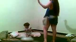 رقص ليبي من الآخررررر وووووعة