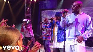 Jagged Edge - Good Luck Charm (Live)
