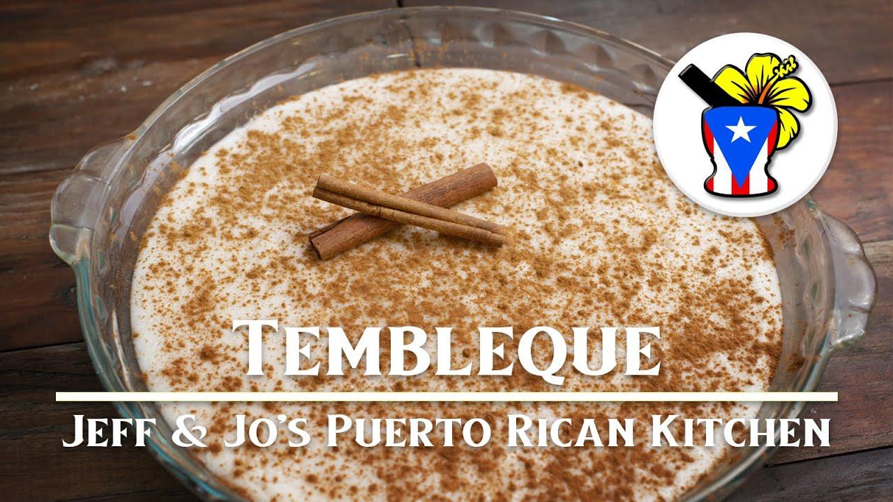 Download Como hacer Tembleque de Puerto Rico