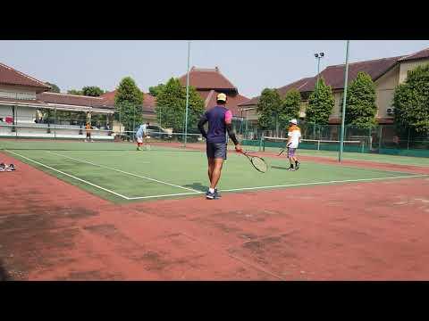 Erwin Sawangan  Tennis Open