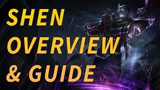 The New Ninja: Shen Overview and Guide