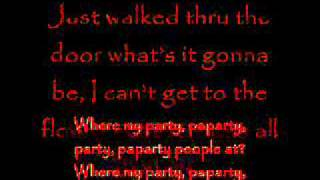 Party People - Nelly Ft. Fergie Lyrics