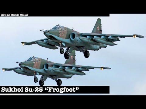 """Sukhoi Su-25 """"Frogfoot"""""""
