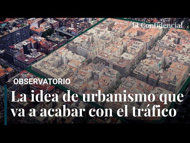 El futuro de las ciudades sin coches son las supermanzanas de Vitoria-Gasteiz