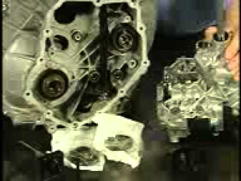 How to repair cvt step by step - YouTube