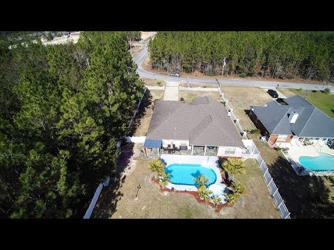 Beautiful Country Home - Panama City, Florida Real Estate For Sale