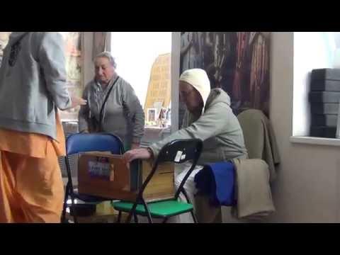 Шримад Бхагаватам 4.22.39 - Прабхавишну Прабху